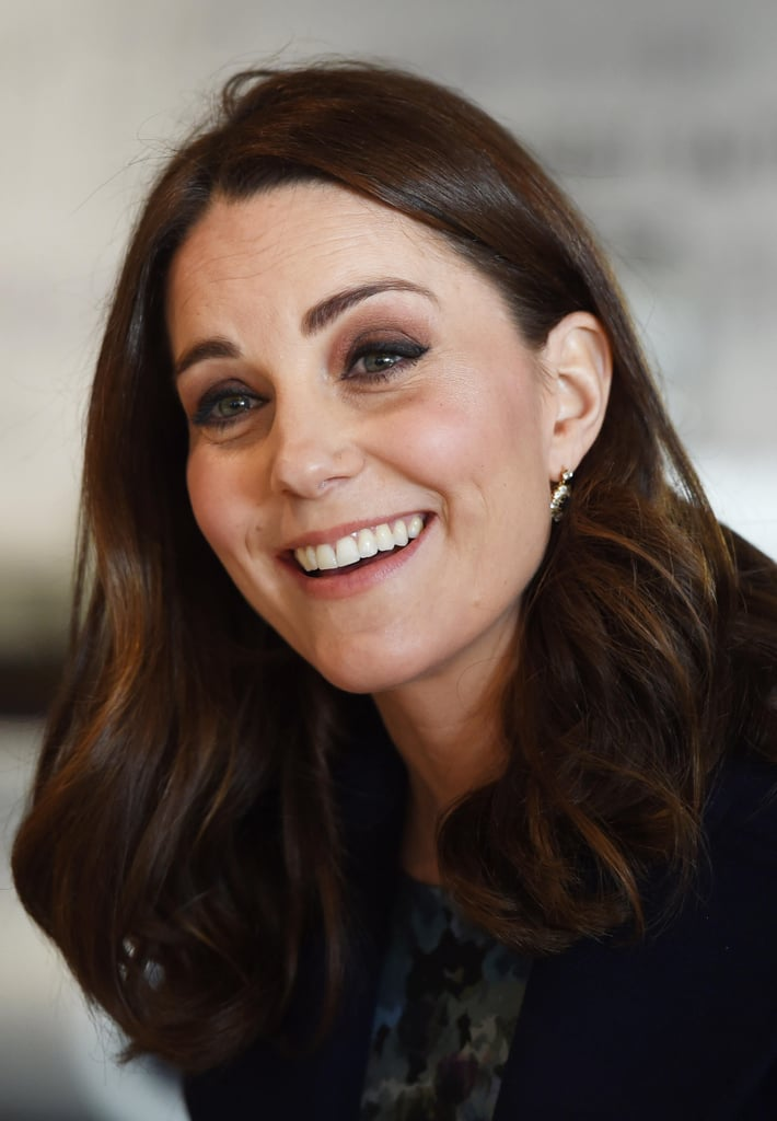 Duchess of Cambridge Smoky Eye