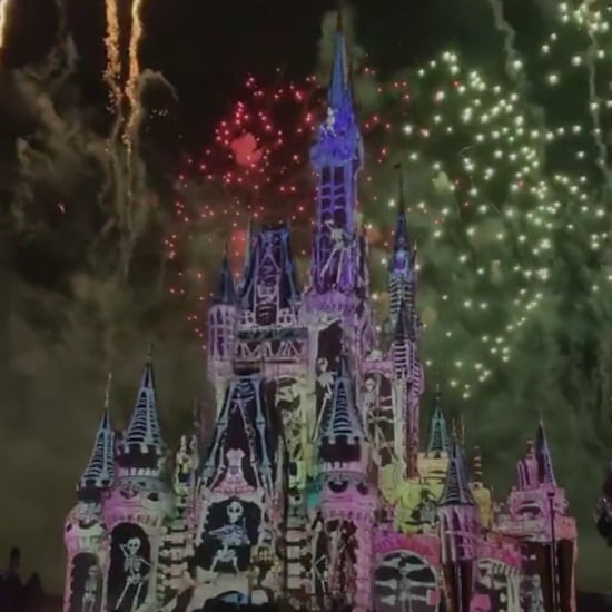 Disney's Not-So-Scary Halloween Party Skeleton Lights Video