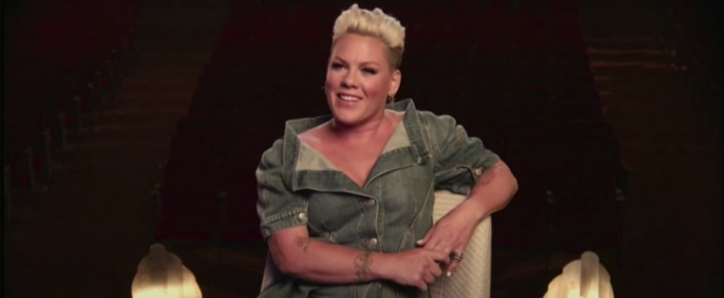 Pink Talks About Her Daughter's Music on Ellen | Video