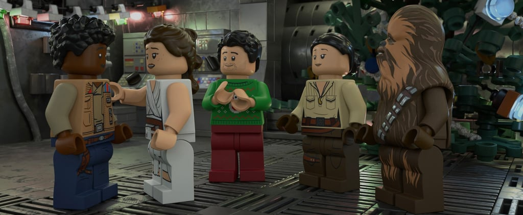 What to Know When Kids Watch Lego Star Wars Holiday Special