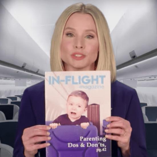 Kristen Bell's Momsplaining Video on Self-Care