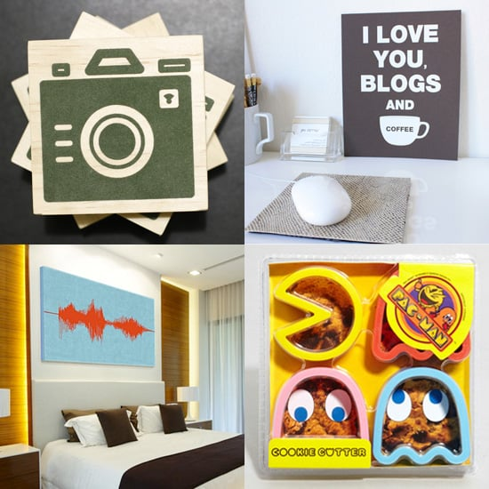 Geeky House Decor and Prints