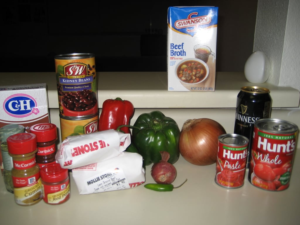 Soup's On: Sweet and Spicy Chili