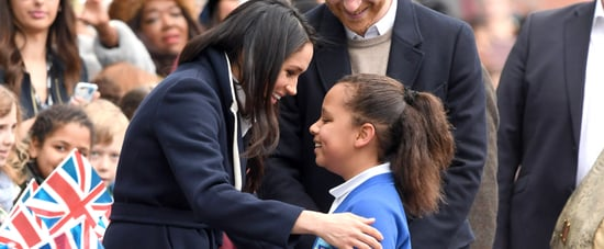 A Must-Watch: Meghan Markle Gives Inspiring Advice to a 10-Year-Old Girl Who Wants to Be an Actress