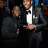 Kevin Hart and Chris Paul