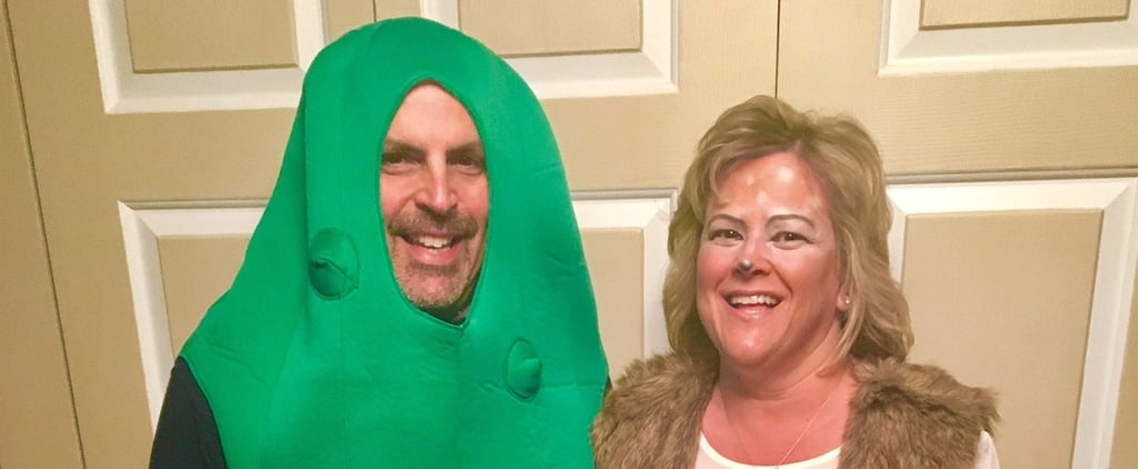 "These Parents Deserve an Award For Their Hilariously ""Sexy"" Couples Costume"