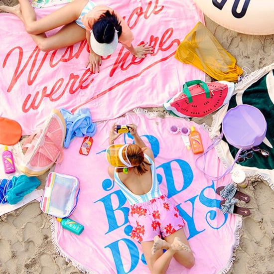 Cute Beach Towels From Ban.do 2018