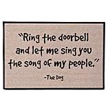 Funny Doormat