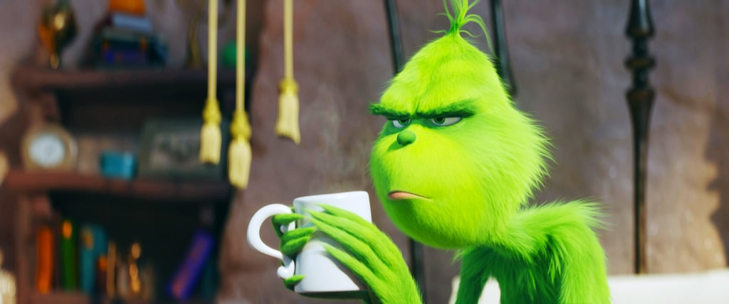 1. The Grinch is much more empathetic this time around.  While we're still loyal to the Jim Carrey version, it's hard to deny that the Grinch was downright verbally abusive to Max and Cindy Lou at times. Although smaller viewers still very much get the idea that the Grinch is a grumpy old loner in the latest movie, Benedict Cumberbatch is a lot less nasty.  In fact, there are a few instances — like when he tells Max he couldn't have asked for a better dog midway through — that are downright sweet. Overall, the toned-down language makes the Grinch a heck of a lot more likable from the get-go and a lot easier for kids to watch.  2. The movie showcases tons of different families. Far and away one of the biggest differences between the new movie and its predecessors is there's actually diversity. As soon as the camera pans down to a shot of Whoville, viewers get a glimpse of all the town's residents, and thankfully not all of them all white. In one particular shot of the downtown, you can spy a few mixed-race families milling around in the city centre, and that's the type of attention to detail we love to see.  Another huge pro? Cindy Lou's mom, Donna Lou Who — who's voiced by Rashida Jones — is a single mom working several jobs and juggling three kids (including twins!) while working the night shift. How's that for relatable?