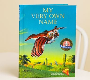 My Very Own Name Personalized Book ($39)