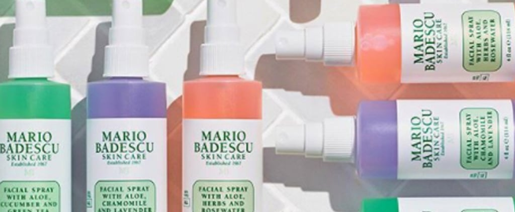 All of Mario Badescu's Cult Fave Mists Are Now Available in a Set