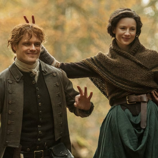 Outlander Behind the Scenes Photos