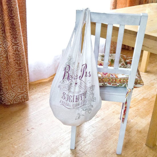 DIY T-Shirt Grocery Bag