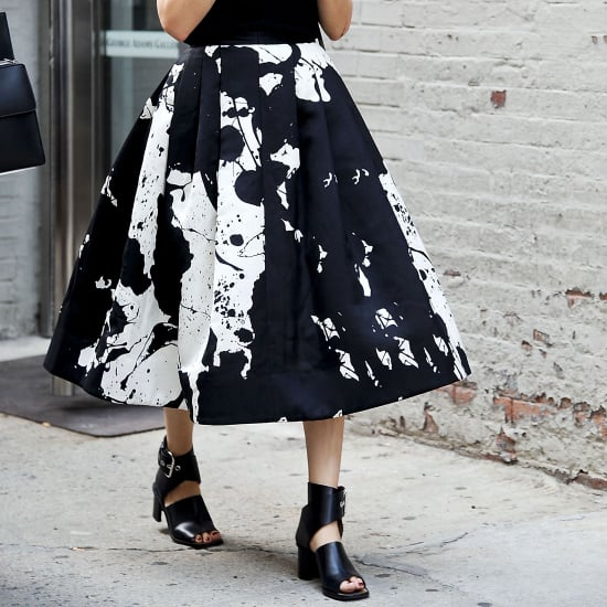 Tibi Skirt From Resort 2014 Shopping