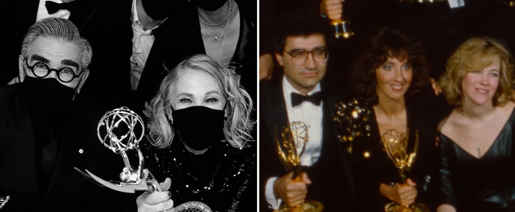 Eugene Levy and Catherine O'Hara Won First Emmy in 1982