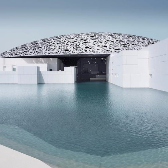Louvre Museum Opening in Abu Dhabi