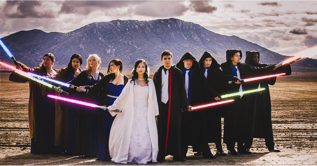 Star Wars Wedding | POPSUGAR Tech