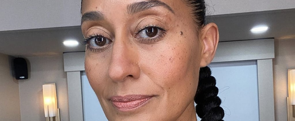 Tracee Ellis Ross Rocked a Leopard Unitard on Instagram