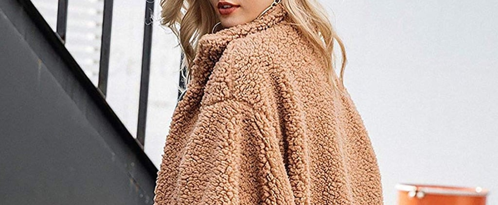 Popular Teddy Coat on Amazon Fashion