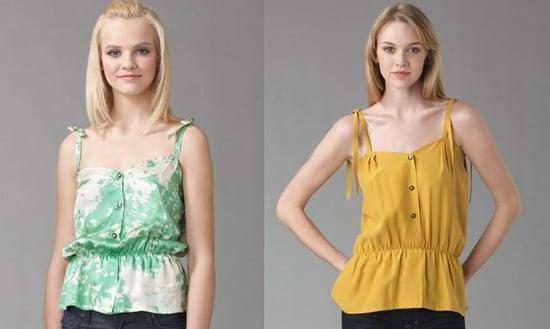 Fab Finger Discount: Myne Silk Camisole