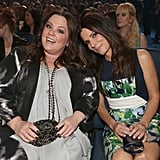 Pals Sandra Bullock and Melissa McCarthy got seats next to each other at the People's Choice Awards.
