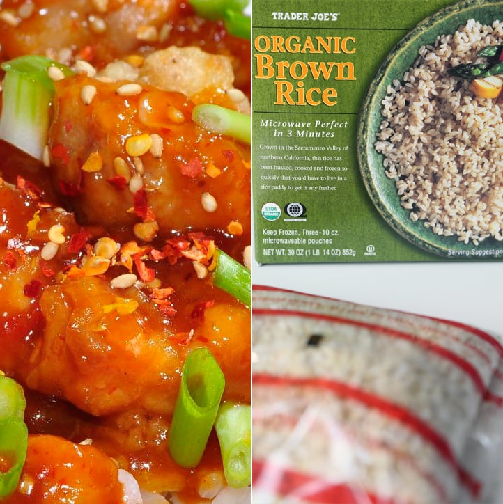 Trader Joes Mandarin Orange Chicken Best Frozen Foods Popsugar