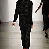 Rachel Comey Looks to Mickey Rourke for Her Fall 2011 Inspiration