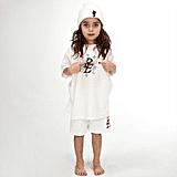 Blohsh Beanie Kids in White