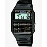 Casio Men's Vintage Calculator Watch