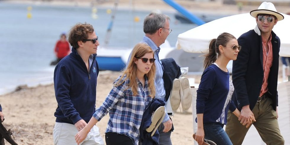 Princess Beatrice on Vacation With Her Boyfriend