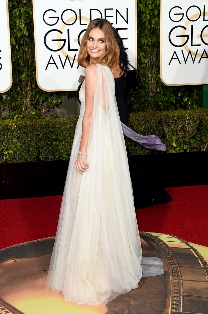 The Celebrities Who Made an Unforgettable Exit With Their Golden Globes Dresses