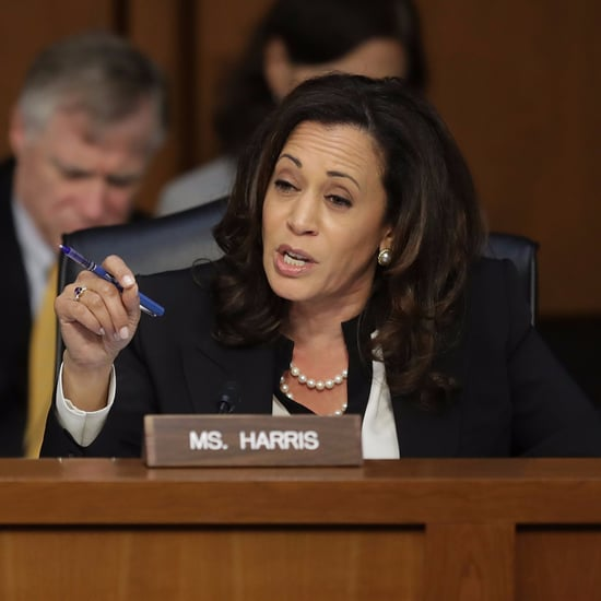 Senator Kamala Harris at Russia Hearing
