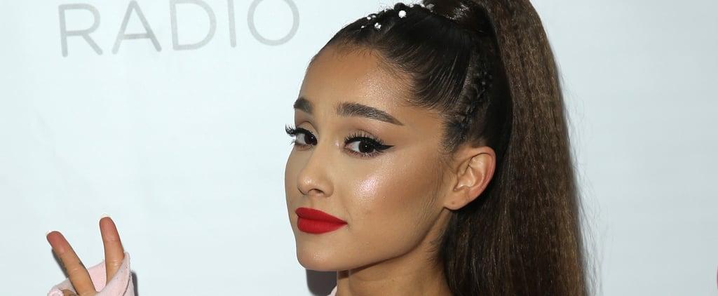 Ariana Grande's Lavender Hair