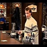 Woody Harrelson on Cheers