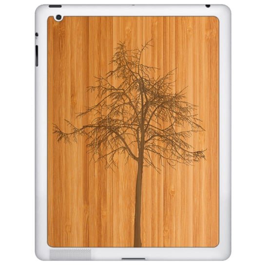 Bamboo iPad 2 Skin From Grove