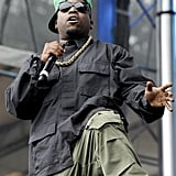 "Big Boi performed his own songs as well as some OutKast hits like ""Bombs Over Baghdad."""