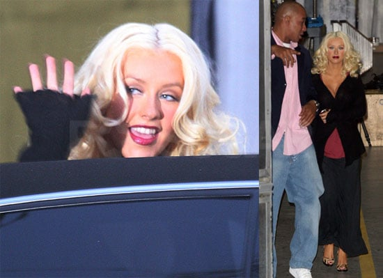 Christina's a Mom Now, But the Glam's Not Going Anywhere