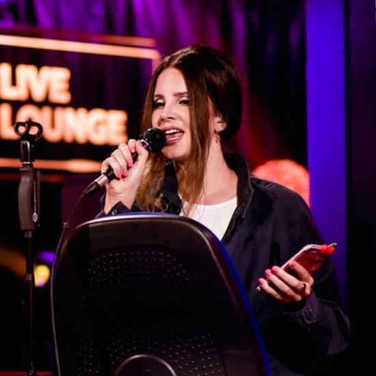 Watch Lana Del Rey Cover Ariana Grande on BBC Radio One