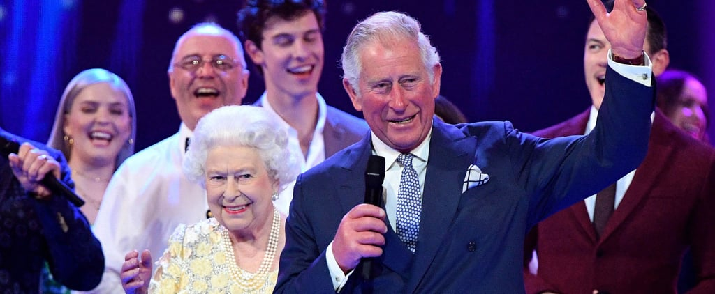 "Queen Elizabeth II's Reaction to Prince Charles ""Mummy"""