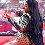 Megan Thee Stallion at the MTV VMAs 2019 Pictures