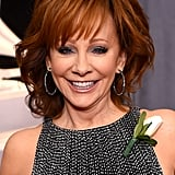 Reba McEntire at the Grammys