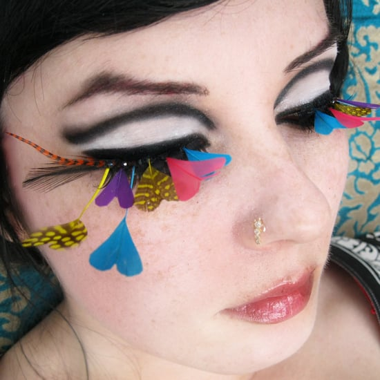 Peruse the Prettiest Homemade Lashes From Etsy