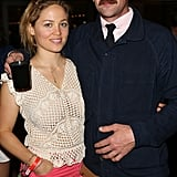 Erika Christensen attended City Year's fundraiser party in LA for education.