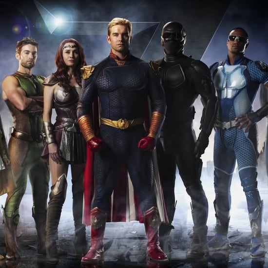 Which Superheroes Are The Seven on The Boys?