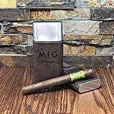 Personalized Stainless Steel Cigar Case