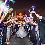 Disney California Adventure Wedding