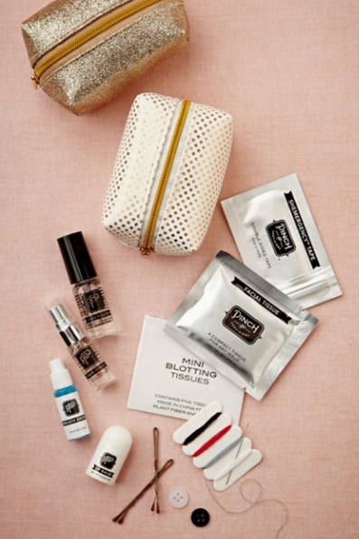 Pack a Bridal Emergency Kit