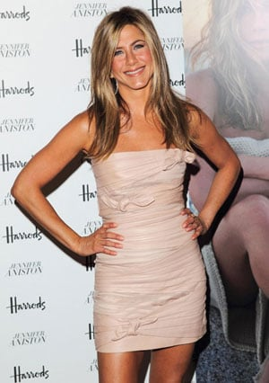 Jennifer Aniston Talks About Working Out 7 Days a Week
