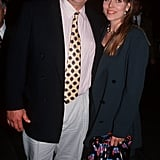 Annabeth stepped out with John for the 1994 premiere of The Flintstones in New York City. Her husband famously played Fred Flintstone in the buddy comedy film.