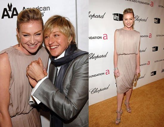Elton John AIDS Foundation Oscar Party: Portia de Rossi